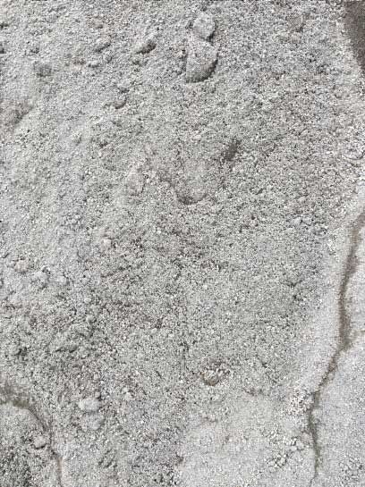 Local Washed Sand – ideal sand for under pavers and under concrete slabs